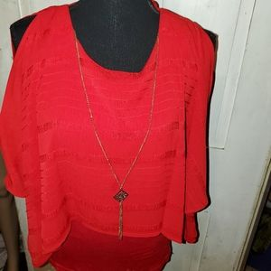 By&By Layered Blouse